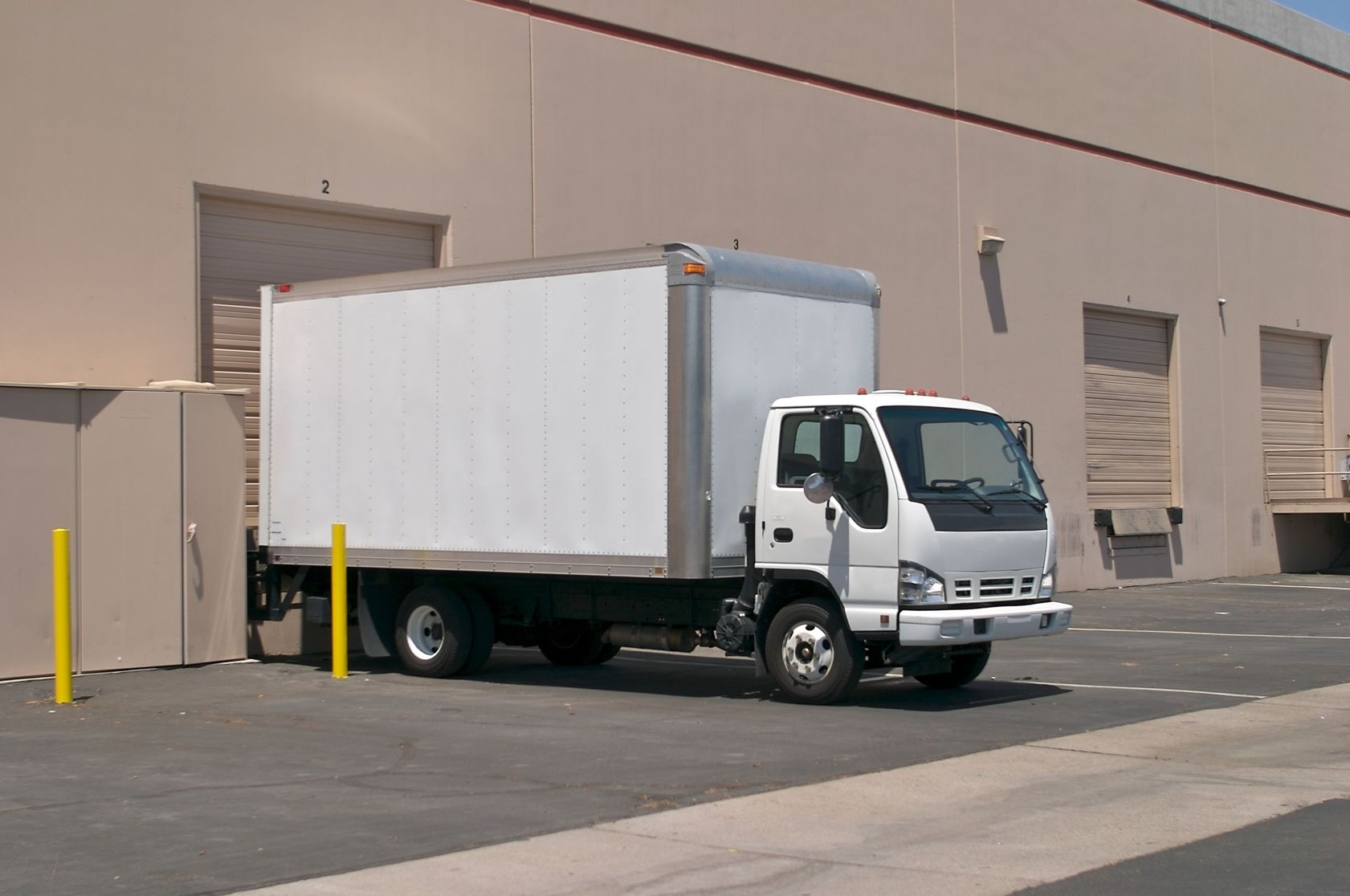 Eugene, Bend, OR. Box Truck Insurance