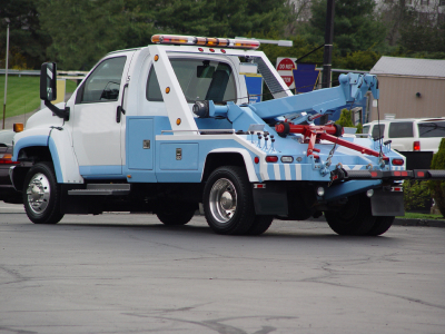 Eugene, Bend, OR. Tow Truck Insurance